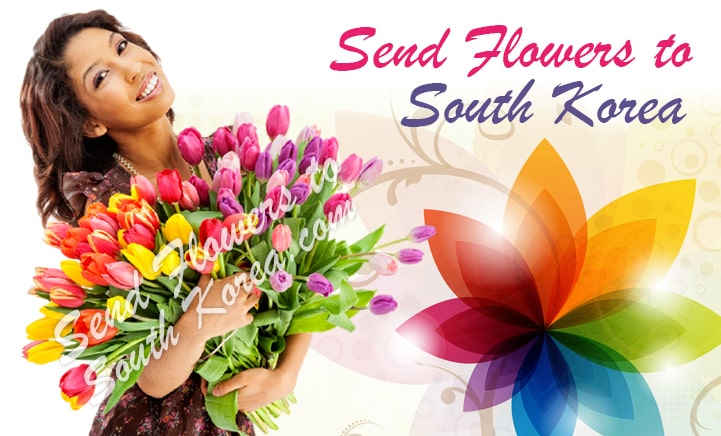 Send Flowers To South Korea